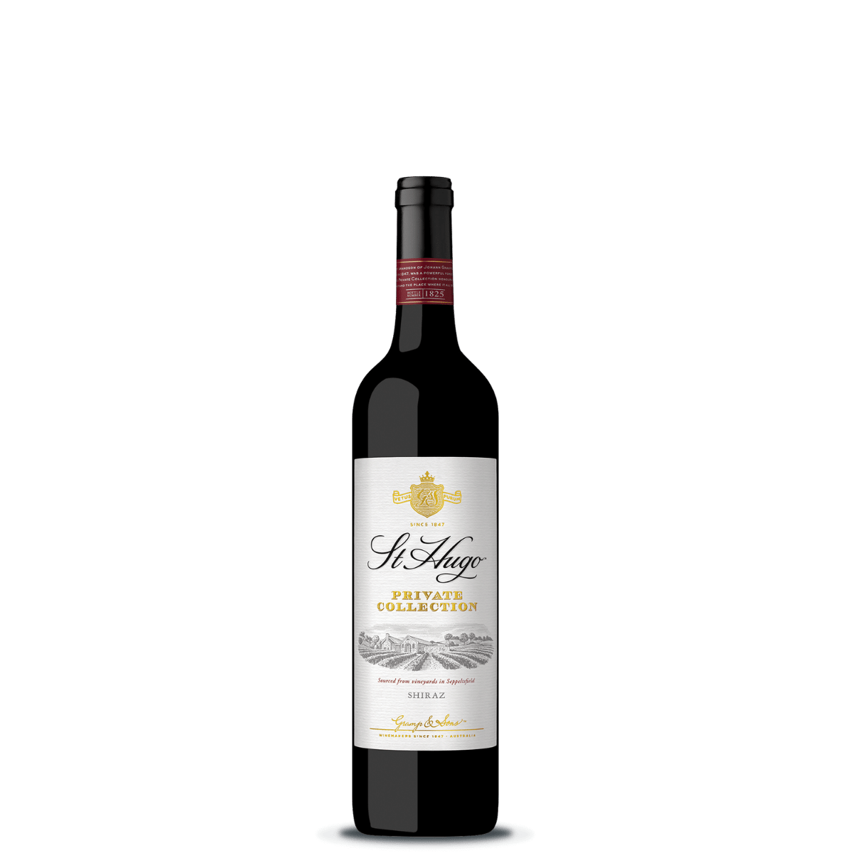 ST_HUGO_-_PRIVATE_COLLECTION_-_SEPPELTSFIELD_SUB-REGION_SHIRAZ_2012_750ML